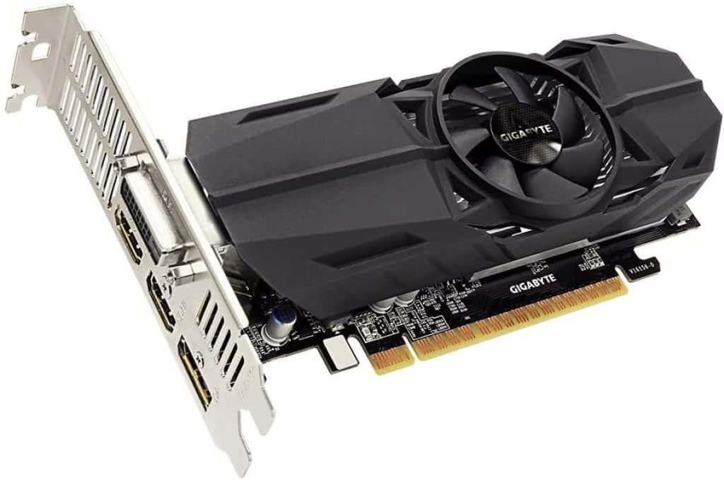 Gigabyte GVN105TOC4GL Cartes Graphiques Nvidia GeForce GTX1050Ti 7008 MHz 4 Go PCIE