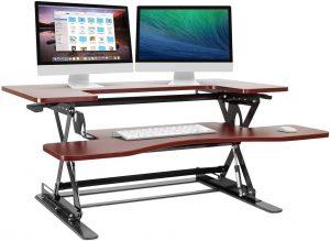 Halter Ed-600 Table Assise Réglable En Hauteur Préassemblé