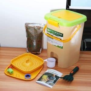 Poubelle Compost Bokashi