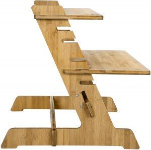 Le bureau assis debout est une des nouveautés du moment