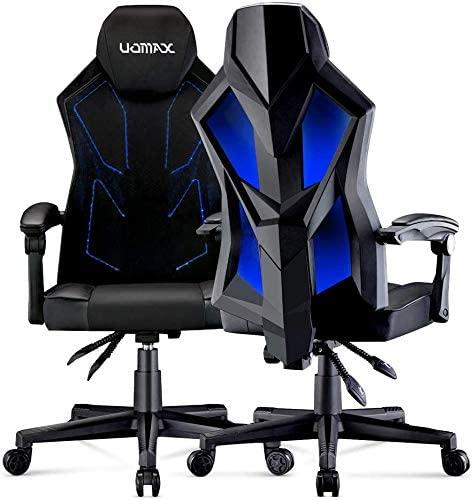 Très design la chaise gaming UOMAX