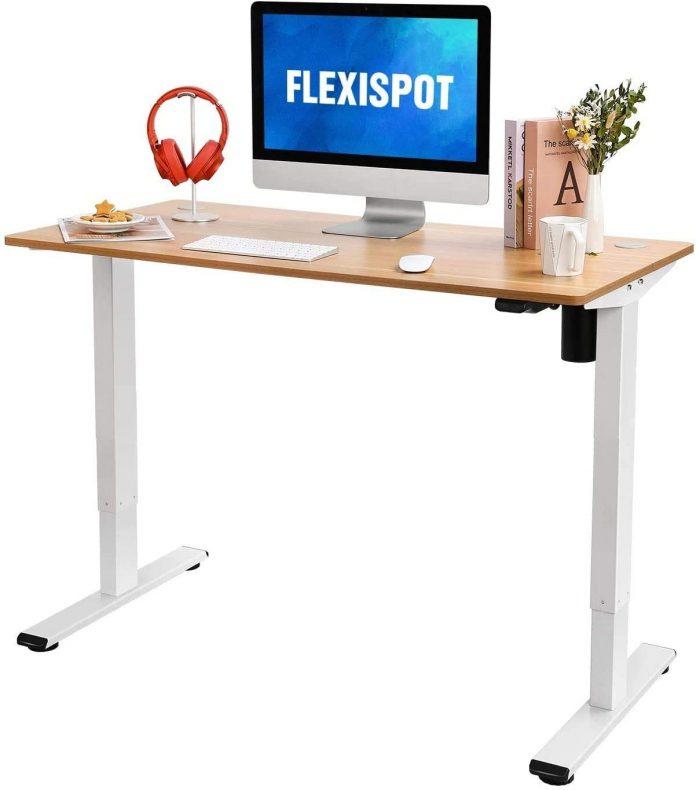 C'est bien pratique un bureau assis debout tout de même