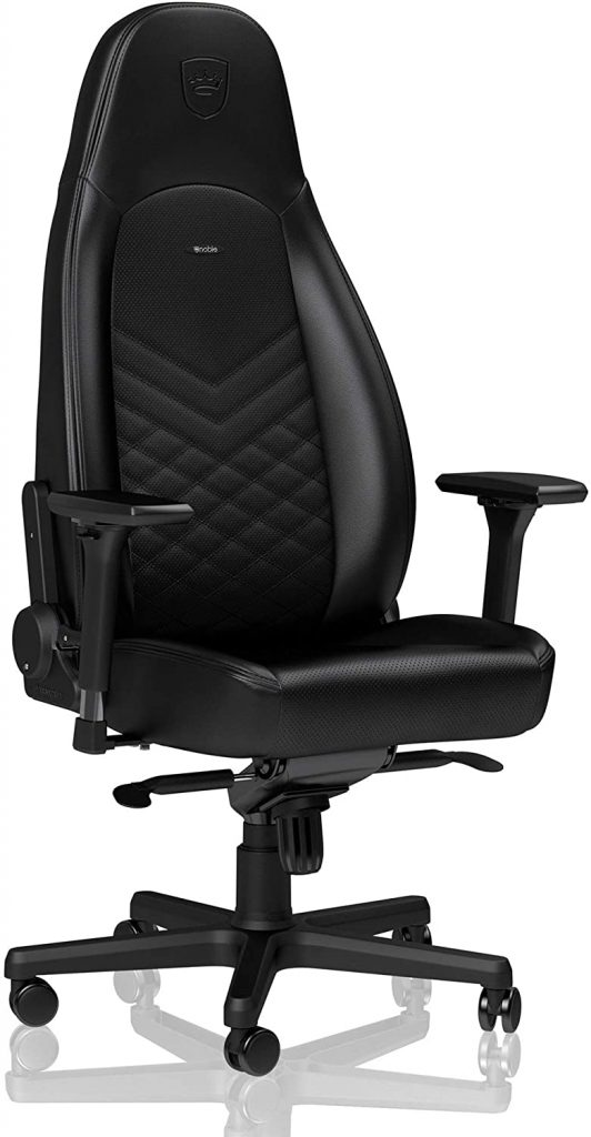 Chaise de Gaming - Chaise de Bureau - Cuir Synthétique PU