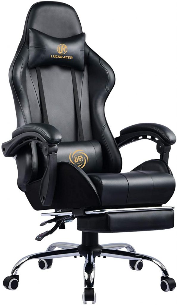 chaise gaming LUCKRACER - meilleure chaise gaming