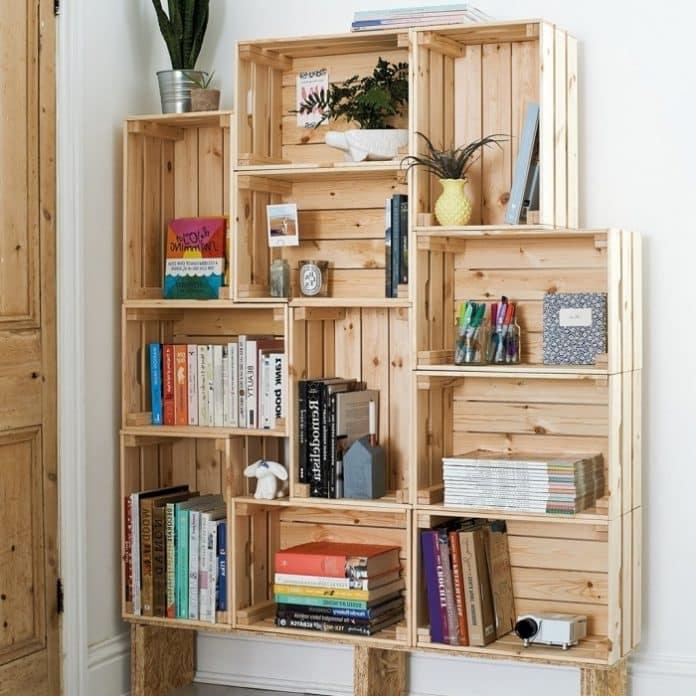 Trucs et astuces pour fabriquer une étagère en bois pour un rangement original