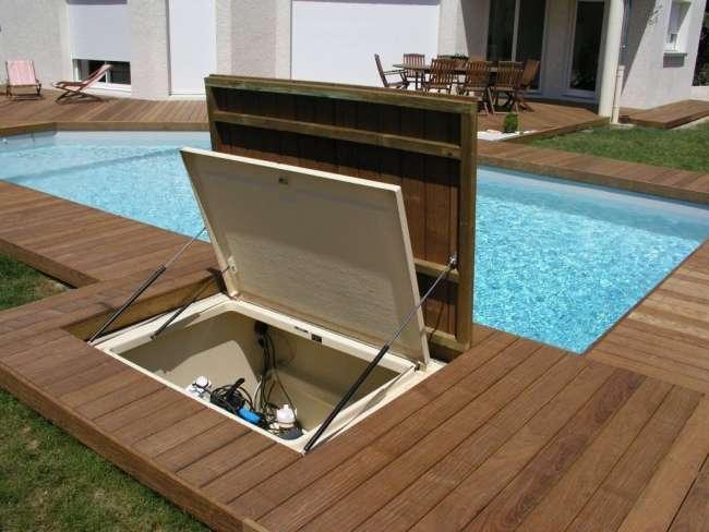 Tout ce qu'il y a à savoir sur le local technique d'une piscine enterrée