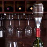 Aérateur de vin extensible robuste