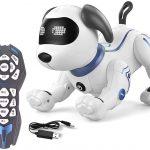 Jouet intelligent pour chien robot