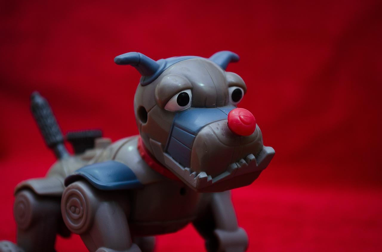 choisir un chien robot jouet