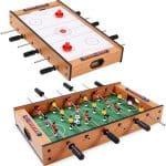 GOPLUS 2 en 1 Table Multi de Jeux