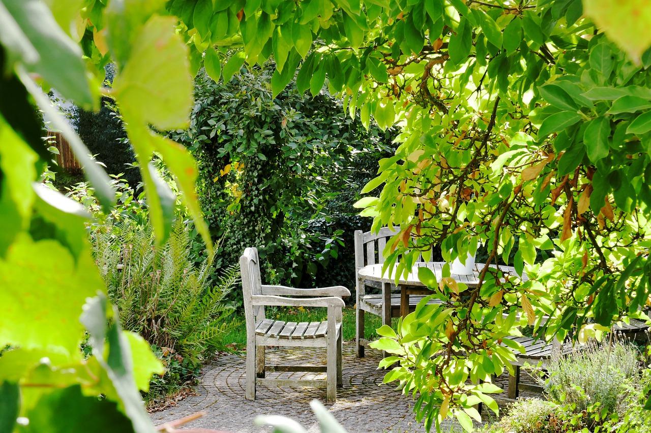 Salon de jardin tendance