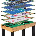 Table multi-jeux Catmil 15N1