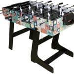 hj Table Pliable Multi Jeux 4 en 1